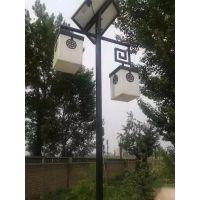 山西 12V LED太阳能复古灯厂家定制 质保三年