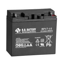美美电池 B.B BATTERY BP17-12 12V17Ah UPS蓄电池 原装正品