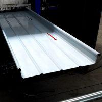 浙江军晟生产供应 贵州体育馆用 0.7mm 65-330 氟碳 铝镁锰屋面板