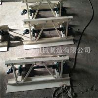 水泥路面振动摊铺机 新款小型混凝土整平机 框架式振动梁