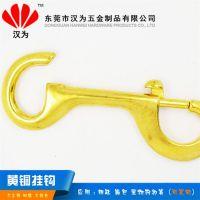 东莞皮带扣定制厂家供应黄铜宠物扣 定做创意不锈钢金属钥匙扣狗扣