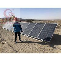 酒泉程浩供应;嘉峪关2600w太阳能离网发电系统