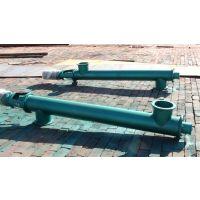 GL管式螺旋输送机尺寸,输送机价格,泊头市富东环保