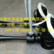 销售中德牌QSB7.5潜水射流曝气机的注意事项,潜水射流式曝气机曝气效果视频