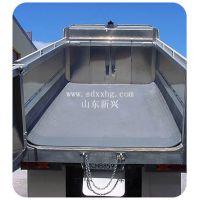 工厂供应车厢自润滑衬板 可拼接车厢滑板