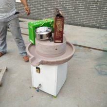 鼎翔豆制品机械 石磨豆浆机 多用途电动石磨机