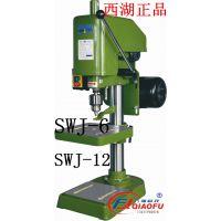 原厂木箱包装正品爆款西湖牌SWJ-12螺纹攻牙机220V380V电动攻丝机