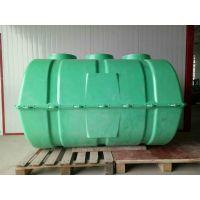 新疆玻璃钢化粪池南疆5吨化粪池
