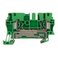 魏德米勒弹片联接 接地型接线端子ZPE 2.5 货号1608640000