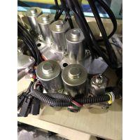 原厂小松挖掘机配件电磁阀组总成 产品齐全 价格合适