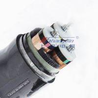 上进牌交联聚乙烯绝缘聚氯乙烯护套电力电缆YJV-8.5/15kV