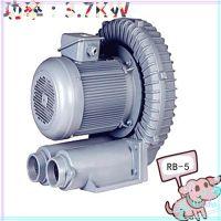 环形高压鼓风机RB-5 0.37KW耐高温鼓风机 隔热高压风机
