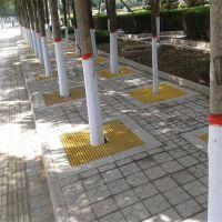 树篦子装饰网 黄色绿色玻璃钢厂 热镀锌水池盖板