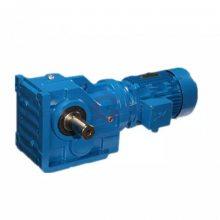 沃旗GKAT67-Y3-4P-30.21-M1硬齿面斜齿轮减速电机