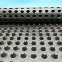 湖南排水板厂家批发凹凸型塑料排水板车库顶板绿化2.0cm疏水板