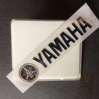 现货雅马哈YAMAHA摩托车乐器金属logo标贴供应企业品牌商标牌定制