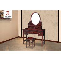 黑酸枝实木组合书房-红木古典中式家具-酸枝木豪华书房