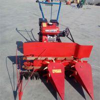 稻麦收割机 汽油自走式割晒机 圣鲁玉米杆割晒机