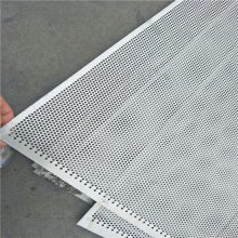 钢板冲孔网 山东冲孔网 铁板圆孔网