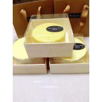 卡木龙 高档食品包装盒绿豆糕烘培产品木质蛋糕包装盒子批发订做