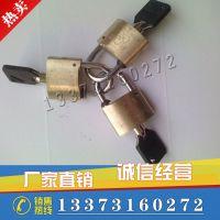 40mm 电力表箱锁电表箱锁  40铜锁 电力表箱锁