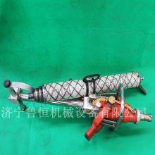 MQT-130/2.8气动锚杆钻机 鲁恒矿用支护钻机 煤矿钻探机
