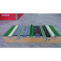 斜拉桥构造模型