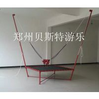 广西南宁儿童钢架小蹦极多少钱小朋友都喜欢玩