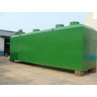 潍坊市厌氧调节地埋式一体化污水处理设备誉德