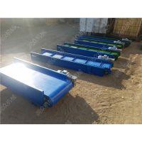 润众9.6米箱货装卸用传送机 废品收购站上料皮带机