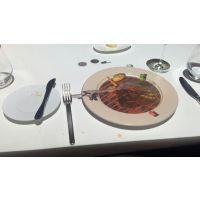 全息餐饮Map世界首创全息投影裸眼3D餐厅出租赁