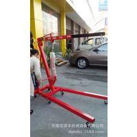 广州小吊机 0.5-2吨液压小吊车 汽车发动机小吊机 修理厂用单臂吊
