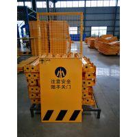 卓越标化 工厂专供各种规格钢材方管、施工电梯防护门