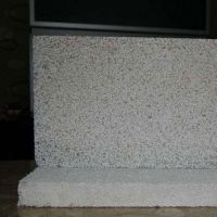 防水保温聚合物A级防火水泥板,改性匀质板生产厂家。