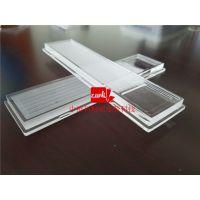 有机玻璃雕刻件|有机板粘接+钻孔+铣槽+抛光+折弯+印刷全工艺定制
