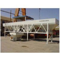 陕西安康天旺PLD1600混凝土砂石定量配送配料机结构简介