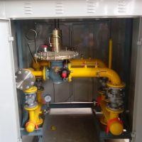 昭觉县润丰天然气减压阀RTZ大流量燃气调压器内置平衡机构