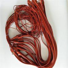 华尔特硅橡胶电热带管道防冻加热带防水电热带柔性加热带 15mm