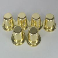 五金电镀专业表面处理加工 盖子 仿金