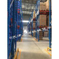 甘肃重型货架厂 横梁式重型货架结构 特点 图片