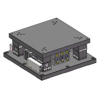 供应 175*175mm XYY视觉对位平台 电动整体位移台