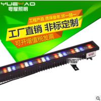 【粤耀】led轮廓灯高功率洗墙灯 dmx512 rgbw结构防水桥梁灯48w108w