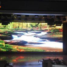 云南昆明中高端室内P2.5彩色贴墙LED电子显示屏专业生产厂家
