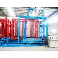 欧亚德轻质墙板设备——硅酸钙板复合夹芯板立式生产线