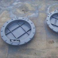 供应西安YZ-LD53002碳钢焊制圆形保温人孔厂家