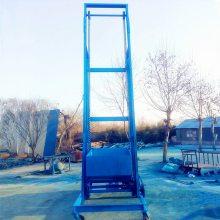 浙江省单斗提升机 粮食颗粒专用单斗上料机-都用机械厂家