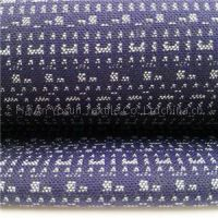 Stretch Cotton Yarn Dye Dobby For Winter Wearing Fabric