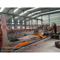 凯瑞德 桥梁灌装数控钢筋笼滚焊机KL-1600-12