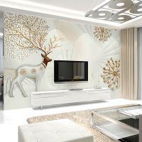 山东竹木纤维板集成墙板UV平板打印机 理光G5工业喷头平板彩绘机