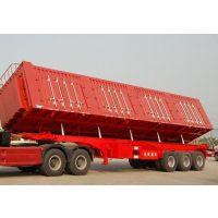 10米35吨3轴平板自卸半挂车西藏自治公告价